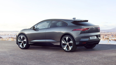 I-Pace First Edition Rear