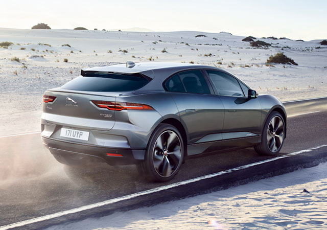 Jaguar I-Pace First Edition
