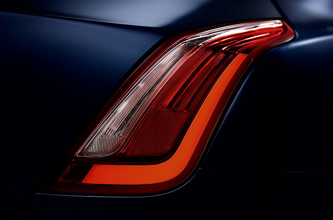 Jaguar XJ Rear Light.