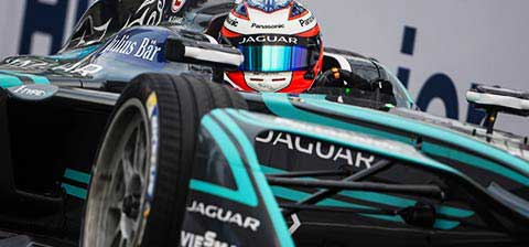 JAGUAR RACING CAR