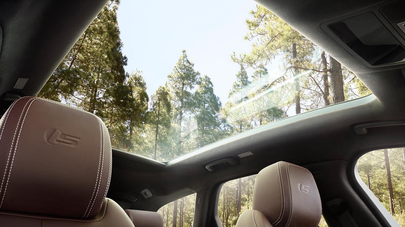 Jaguar XF Panoramic Glass Roof.