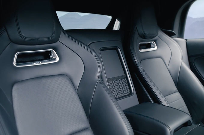 Jaguar F-Type Seats.