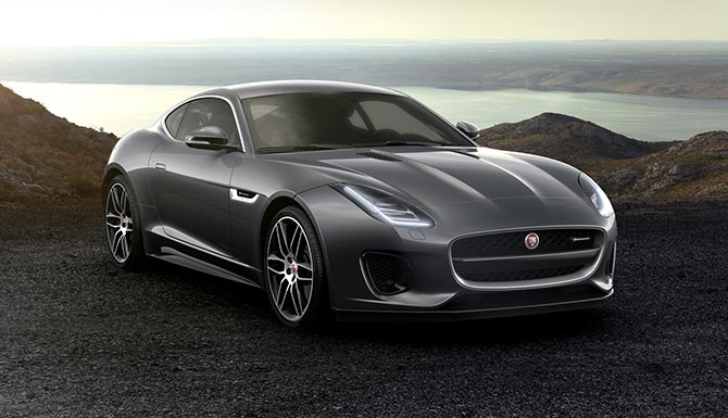 Jaguar F-Type R-Dynamic Coupé