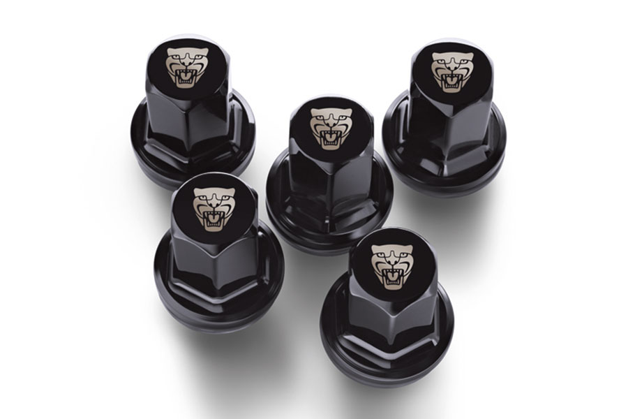 Jaguar Growler Wheel Nuts