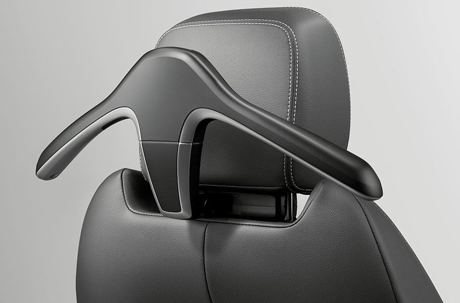 Jaguar Accessories Coat Hanger for Headrest