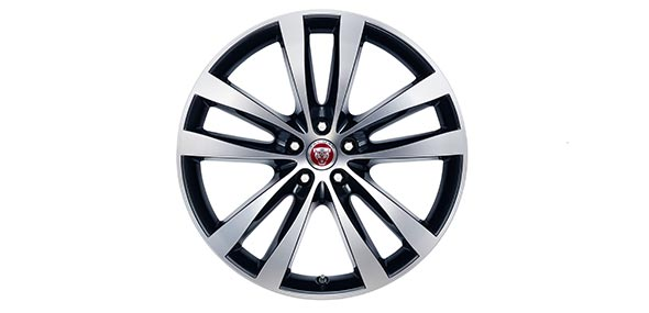 XJ50 Alloy Wheels