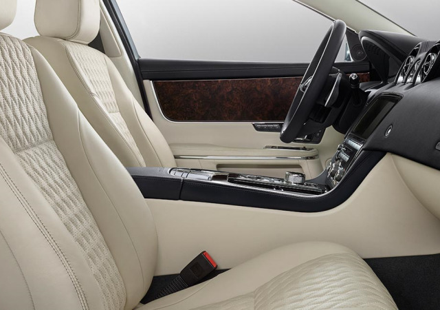 Jaguar XJ50 Interior Design