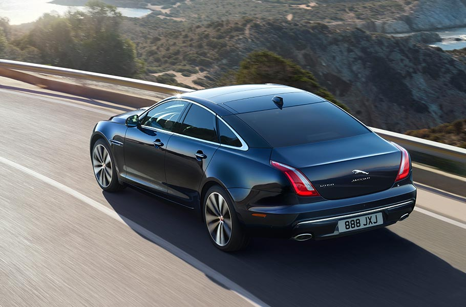 XJ50 Refinement and Performance
