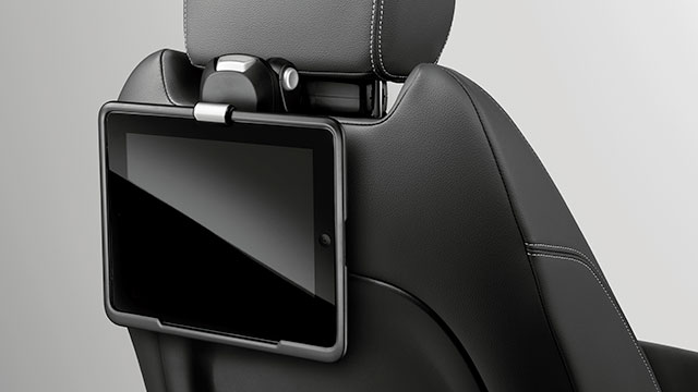 Jaguar Accessory iPad Holder