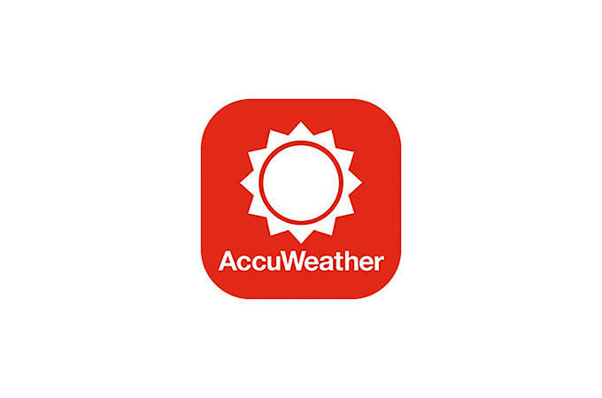 Accuweather Logo.