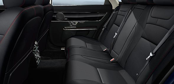 Jaguar XJ R-Sport Interior Design
