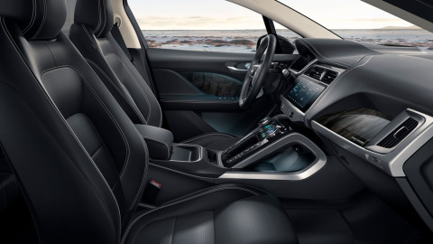Jaguar I-Pace First Edition Interior