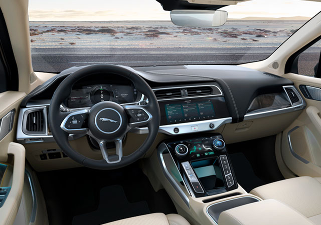 Jaguar I-Pace Luxury Atmosphere