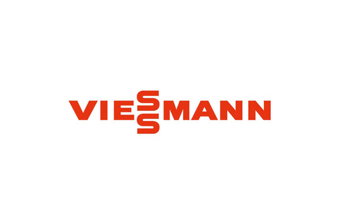 Logo of Jaguar Racing partner, Viessmann.