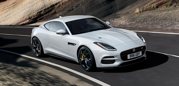 Jaguar F-Type Torque Vectoring