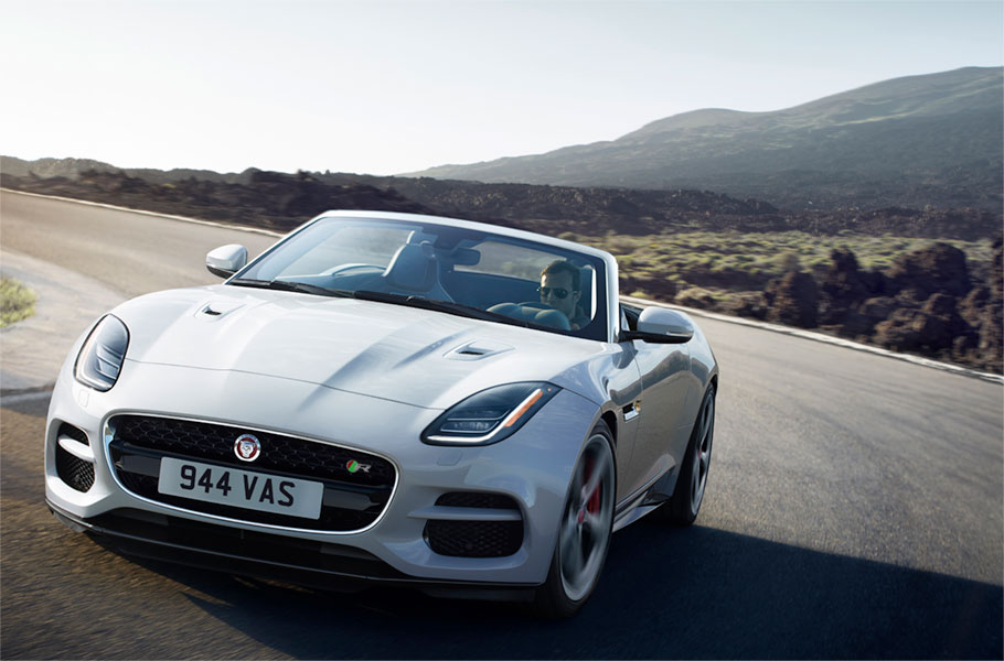 2019 jaguar f type r convertible 550 hp v8 jaguar usa. Black Bedroom Furniture Sets. Home Design Ideas