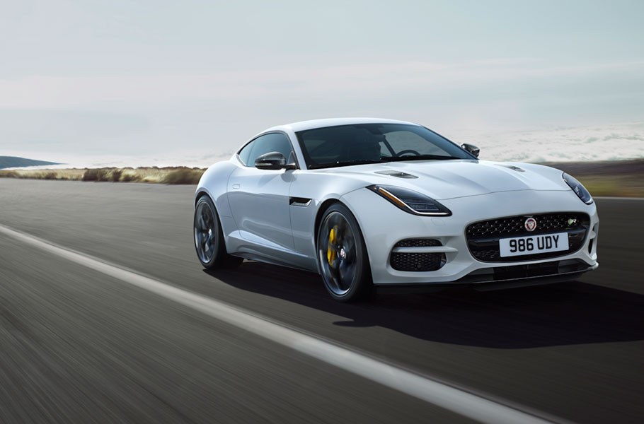 Jaguar f type horsepower and torque