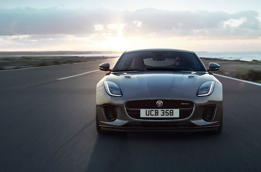 Jaguar F-Type R Dynamic Coupe