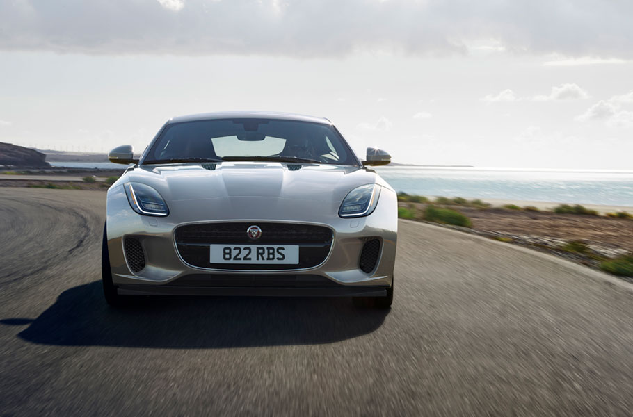 2019 Jaguar F TYPE Coupe   Sports Car | Jaguar USA