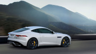 THE F-TYPE R IN YULONG WHITE WITH OPTIONAL FEATURES FITTED.