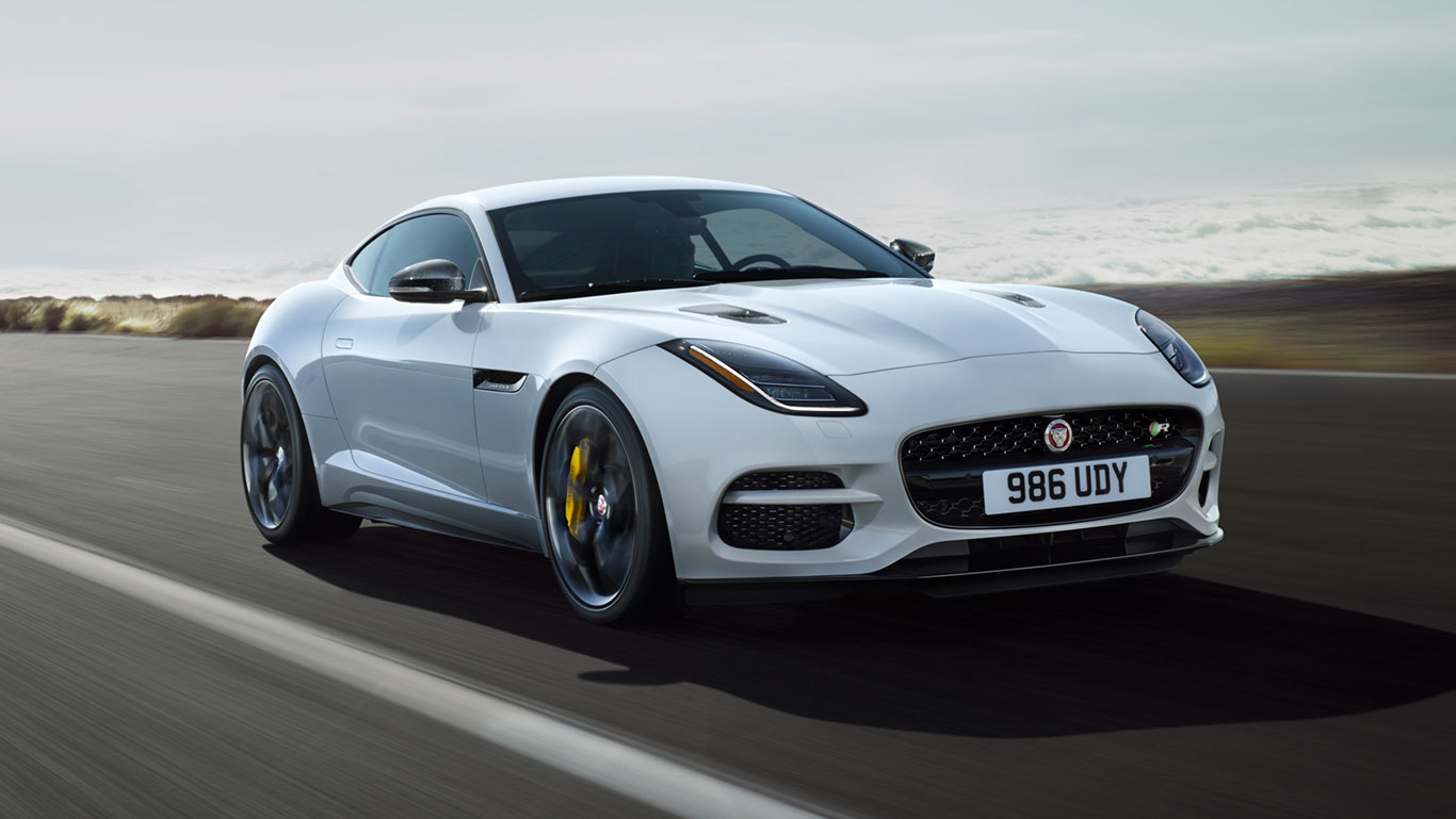 jaguar f-type - image and video gallery | jaguar usa