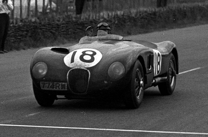 Jaguar C-TYPE.