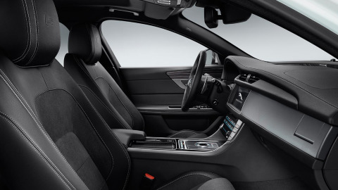 Jaguar XF S Interior Design