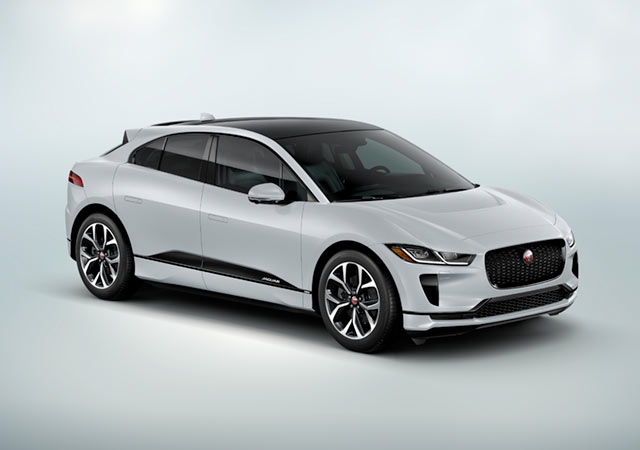 Jaguar I-pace Black Pack