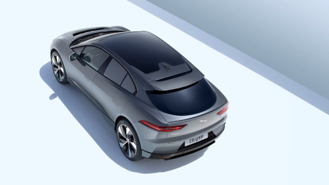 Jaguar I-Pace Roof Options