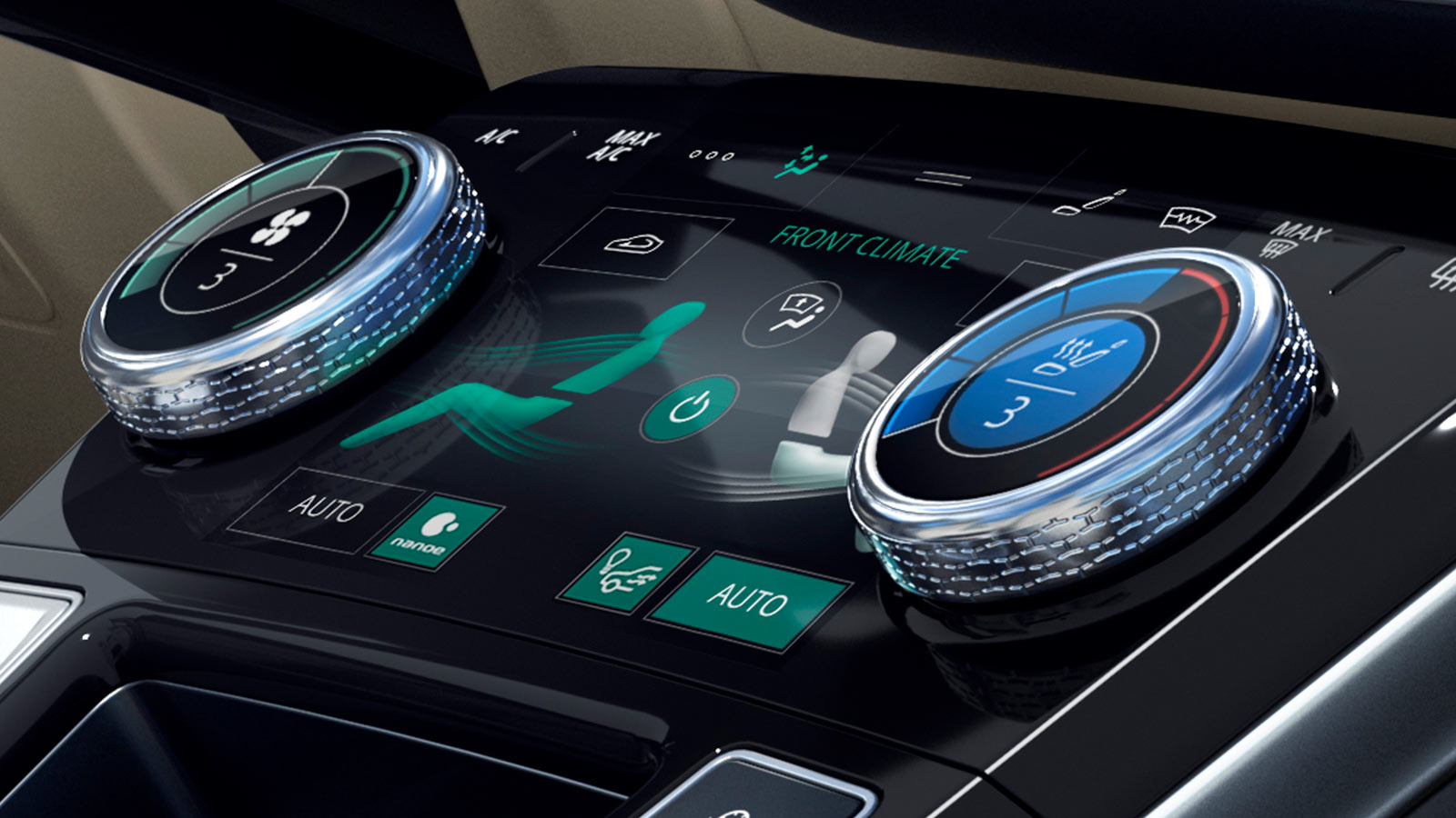 Jaguar I-Pace Cabin Air Ionisation