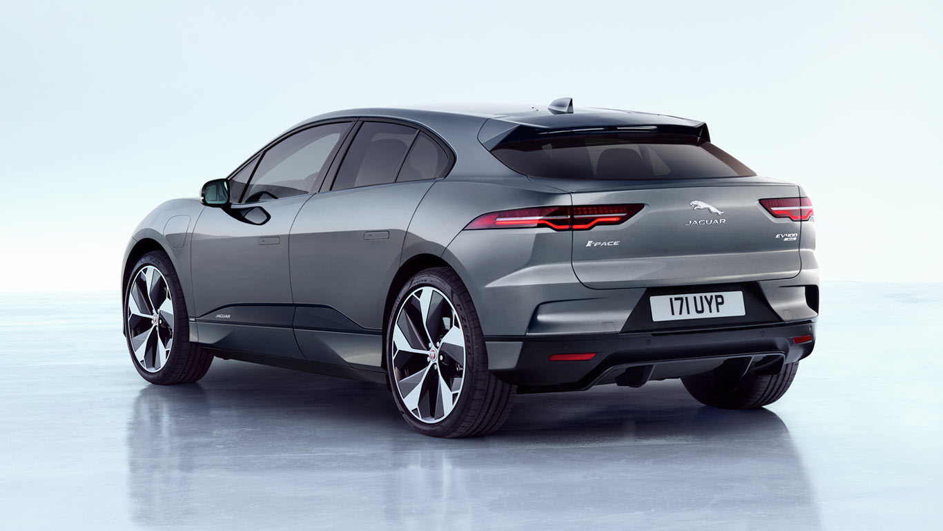 THE JAGUAR I-PACE FIRST EDITION WITH 22-INCH 5 SPOKE 'STYLE 5069' ALLOY WHEELS