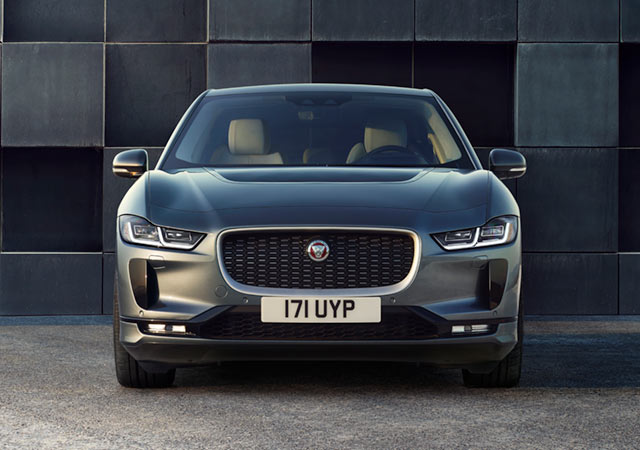 Jaguar I-Pace Keep me informed