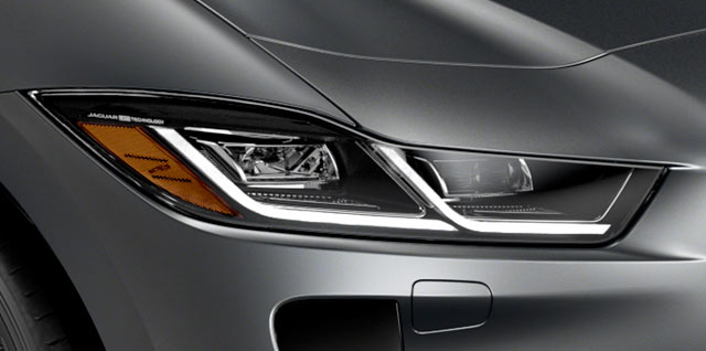 Jaguar I-PACE HSE LED Headlights