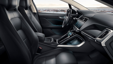 Jaguar I-Pace Core Interior