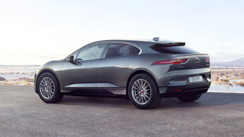 Jaguar I-PACE Core Rear