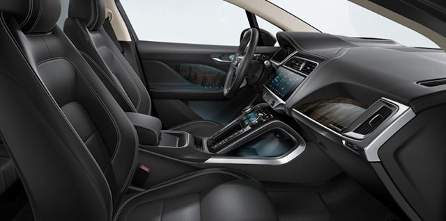 Jaguar I-Pace FE Windsor Leather Seats