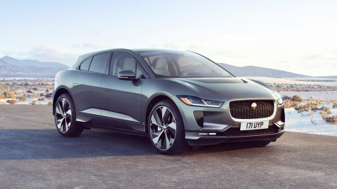 Jaguar I-Pace First Edition Front