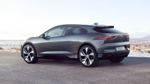Jaguar I-Pace First Edition Rear