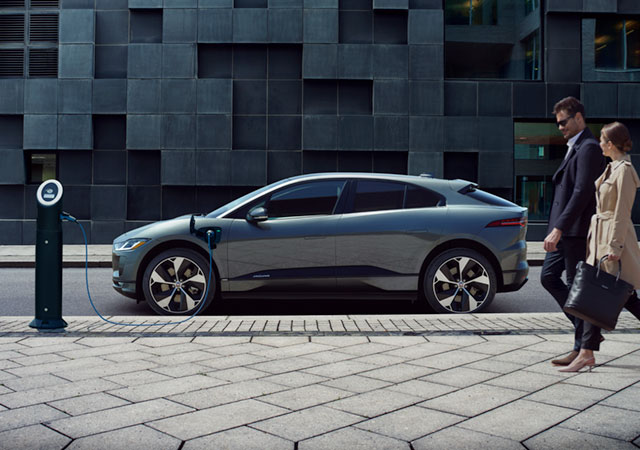 Jaguar I-Pace Range and Charging