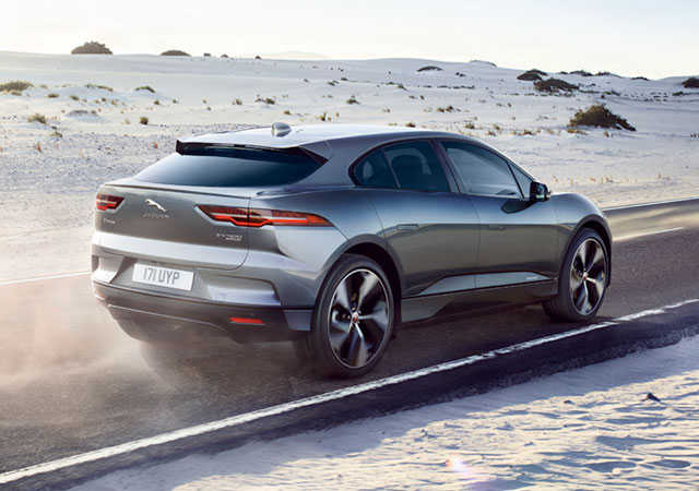 2019 Jaguar I PACE   Our First All Electric Car | Jaguar USA
