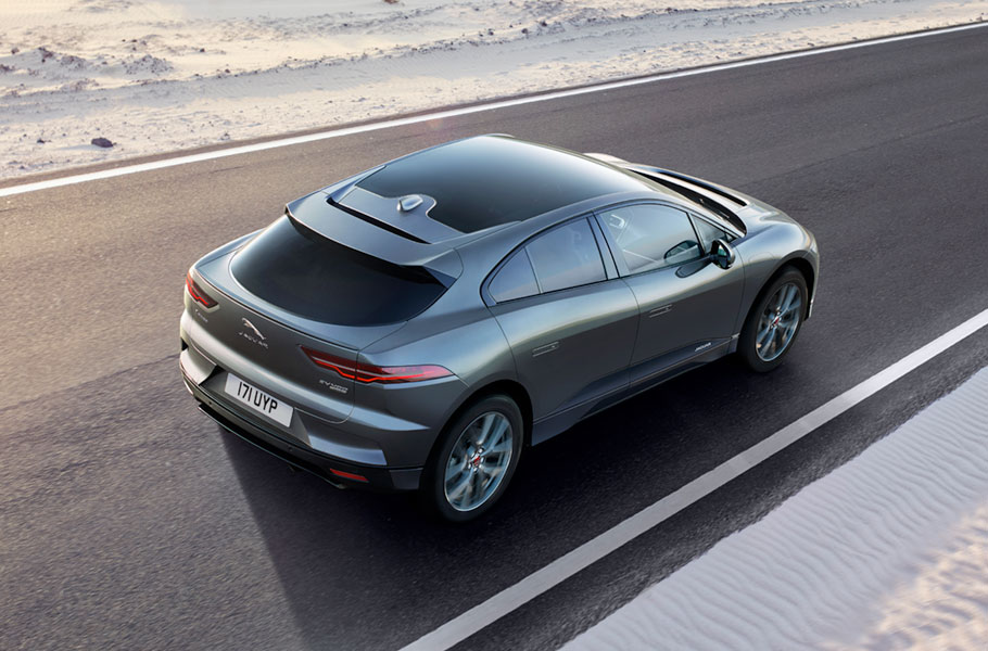 Jaguar I-PACE Eco Mode