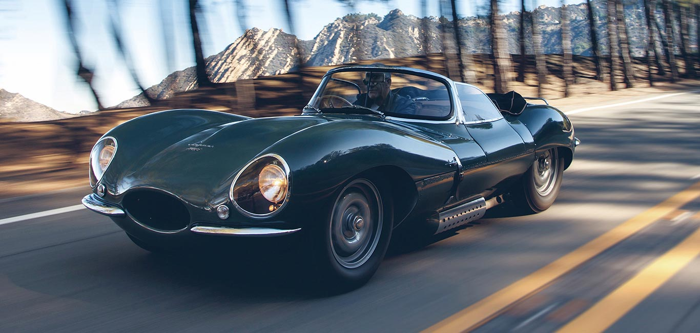 Classic Continuations | Iconic Car Recreations | Jaguar