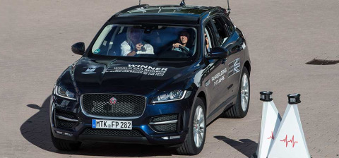 Jaguar Driving Academy Sport Plus