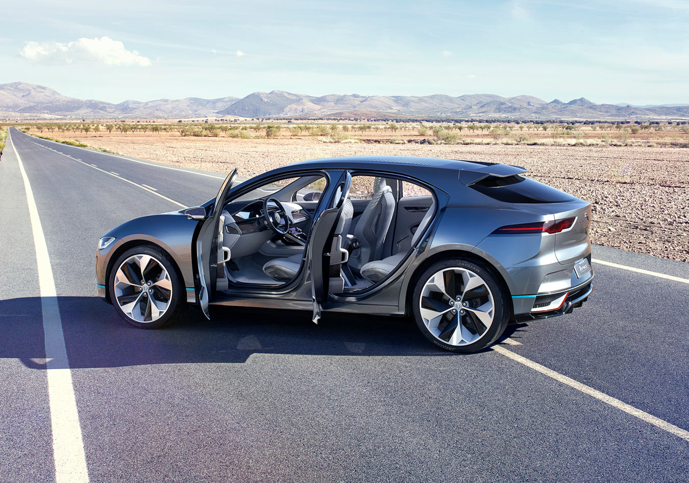 Jaguar I-Pace Availability.