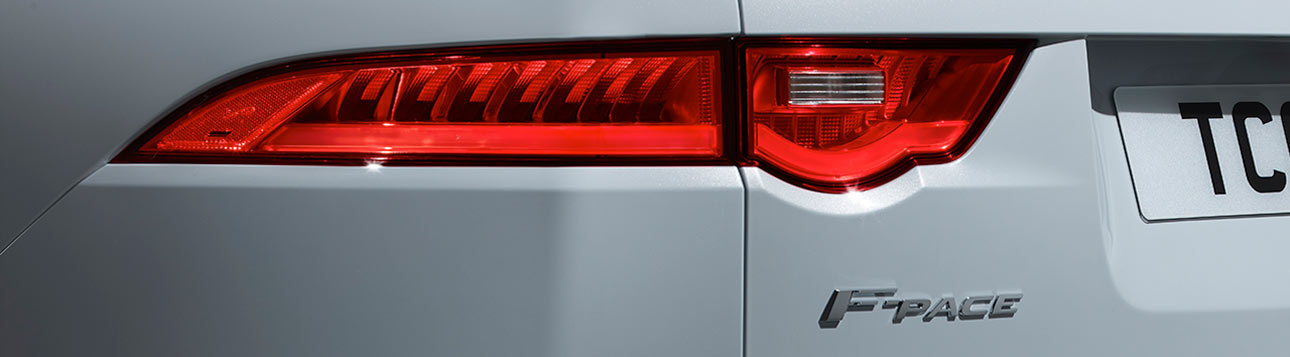 Jaguar F-Pace Rear Light