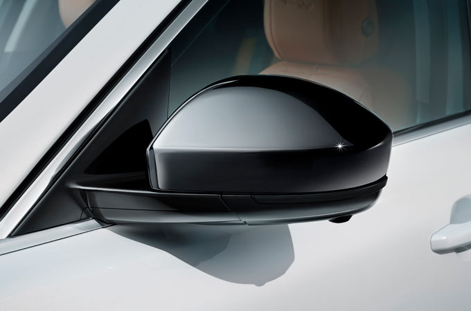 Jaguar F-Pace Wing Mirror.