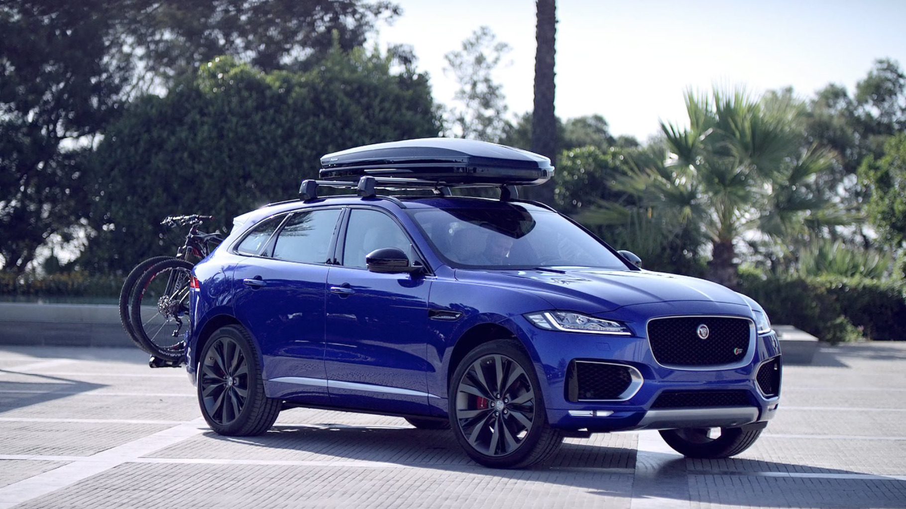 Jaguar F-Pace Accessories.