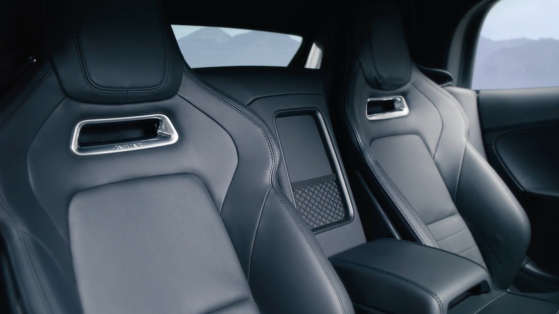 Jaguar F-Type Lightweight Seats.