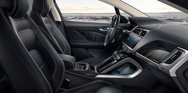 Jaguar I-Pace Windsor Leather