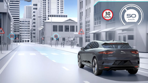 Jaguar I-PACE Safety